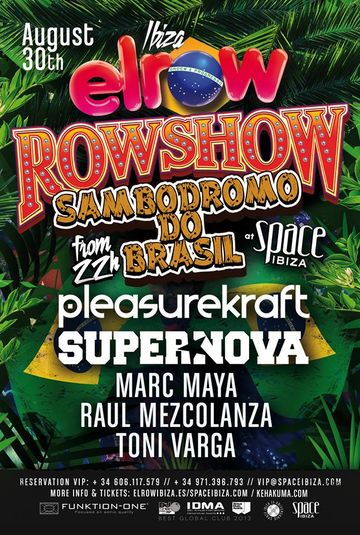 2014-08-30 - Elrow Presents Rowshow Sambodromo Do Brasil, Space.jpg