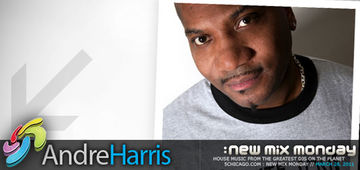 2011-03-28 - Andre Harris - New Mix Monday.jpg