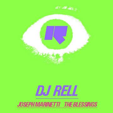 2014-05-16 - Joseph Marinetti, DJ Rell, The Blessings - LuckyMe, Rinse FM.jpg