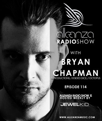 2014-02-17 - Bryan Chapman - Alleanza Radio Show 114.jpg