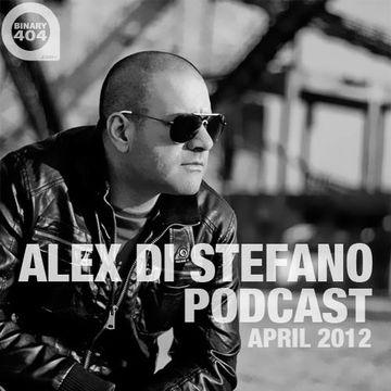 2012-04-05 - Alex Di Stefano - April Podcast.jpg