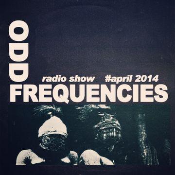 2014-04-08 - Clement Meyer, Wielander - Odd Frequencies Radio Show.jpg