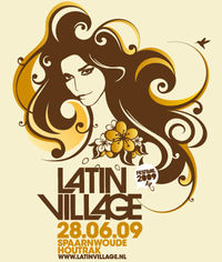 2009-06-28 - Latinvillage, Spaarnwoude, Houtrak, NL -1.jpg