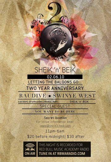 2010-02-06 - 2 Years Sheik 'N' Beik, Le Royale.jpg