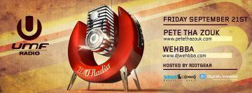 2012-09-21 - Wehbba, Pete Tha Zouk - UMF Radio -1.jpg