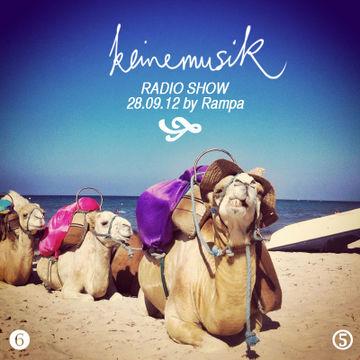 2012-09-28 - Rampa - Keinemusik Radio Show.jpg