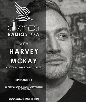 2013-07-12 - Harvey McKay - Alleanza Radio Show 81, Ibiza Global Radio.jpg