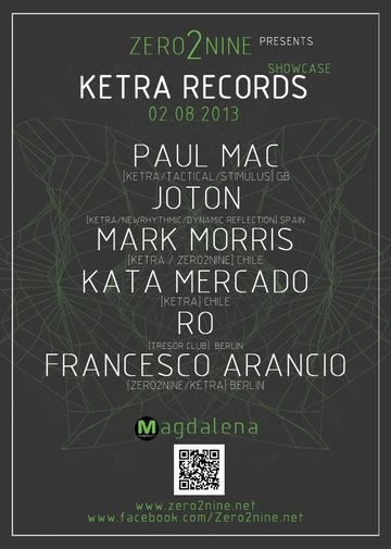 2013-08-02 - Ketra Records Showcase, Magdalena.jpg