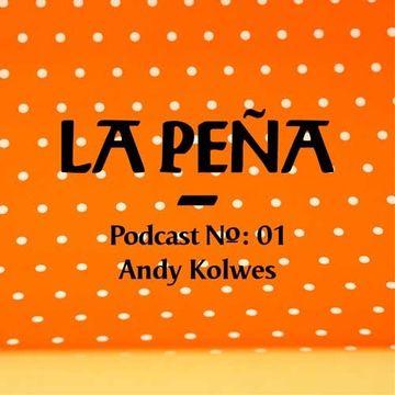 2013-11-27 - Andy Kolwes - La Pena Podcast 01.jpg