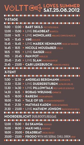 2012-08-25 - Voltt Loves Summer, NDSM Docklands, Timetable -2.jpg