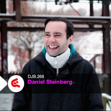 2013-08-06 - Daniel Steinberg - DJBroadcast Podcast 266.jpg