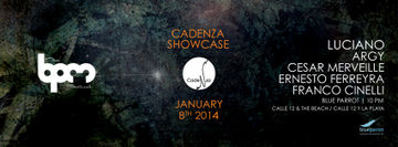 2014-01-08 - Cadenza Showcase, Blue Parrot, The BPM Festival.jpg