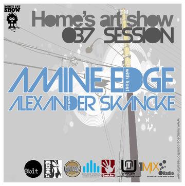 2011-10 - Amine Edge, Alexander Skancke - Home's Art Show 037.jpg