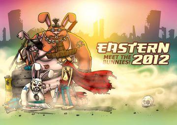 2012-04-07 - Eastern 2012 - Meet The Bunnies!, Arm -1.jpg