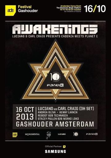 2013-10-16 - Awakenings ADE - Cadenza meets Planet E.jpg