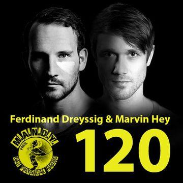 2013-10-31 - Marvin Hey & Ferdinand Dreyssig - Get Physical Radio 120.jpg