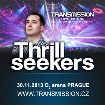 2013-11-30 - The Thrillseekers @ Transmission - The Machine Of Transformation, O2 Arena.jpg