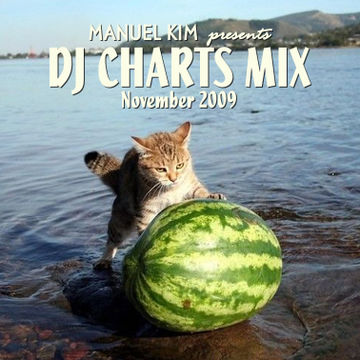 2009-11 - Manuel Kim - November DJ Charts Mix.jpg