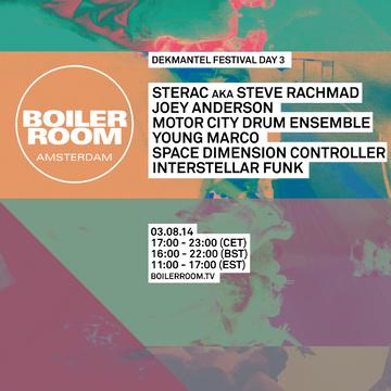 2014-08-03 - Boiler Room - Dekmantel Festival Day 3, Amsterdam.png