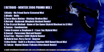 2006 - Retroid - Winter Promo Mix.jpg