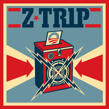 2008-10 - Z-Trip - Obama Mix.png