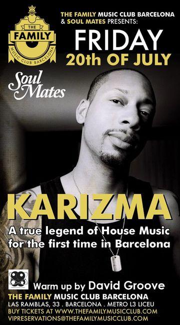 2012-07-20 - Karizma @ Soul Mates, The Family Music Club.jpg