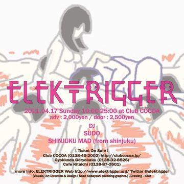 2011-04-17 - ELEKTRIGGER, Club Cocoa, Hakodate, Japan.jpg