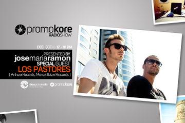 2011-12-30 - Los Pastores - Promokore Radio Show 004.jpg