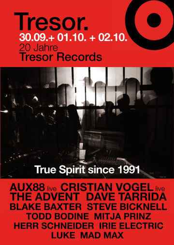 2011 - 20 Years Tresor Records, Tresor.jpg