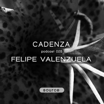 2012-06-20 - Felipe Valenzuela - Cadenza Podcast 025 - Source.jpg