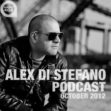 2012-10-15 - Alex Di Stefano - October Podcast.jpg