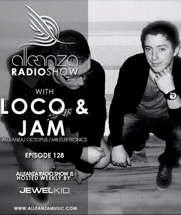 2014-06-06 - Loco & Jam - Alleanza Radio Show 128.jpg