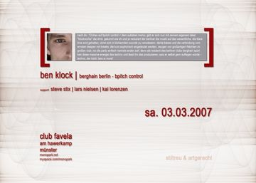 2007-03-03 - Ben Klock @ Monopark, Club Favela, Münster, Germany -2.jpg