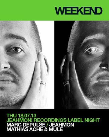 2013-07-18 - Jeahmon! Records Labelnight, Weekend.jpg