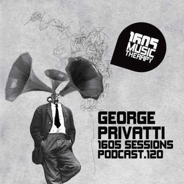 2013-07-30 - George Privatti - 1605 Podcast 120.jpg