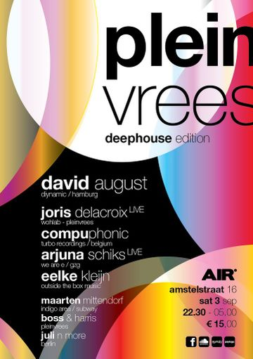2011-09-03 - Pleinvrees - Deephouse Edition, Air.jpg