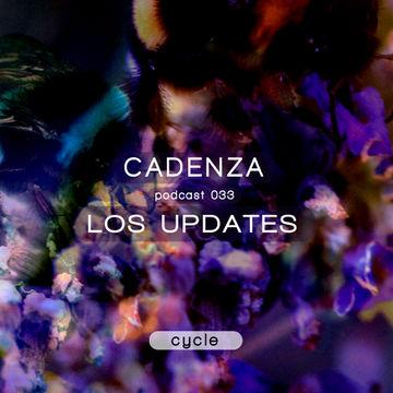 2012-09-20 - Los Updates - Cadenza Podcast 033 - Cycle.jpg