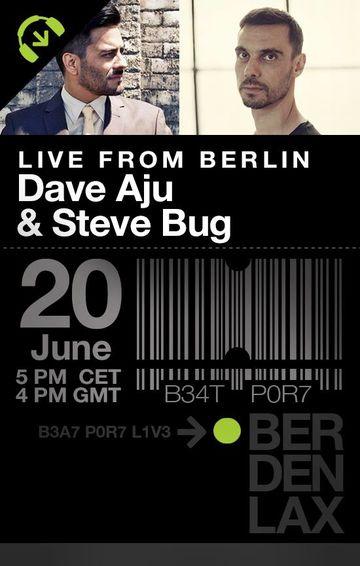 2014-06-20 - Dave Aju, Steve Bug @ Beatport, Berlin.jpg