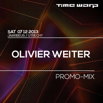 2013-11-13 - Olivier Weiter - Time Warp (Promo Mix).jpg