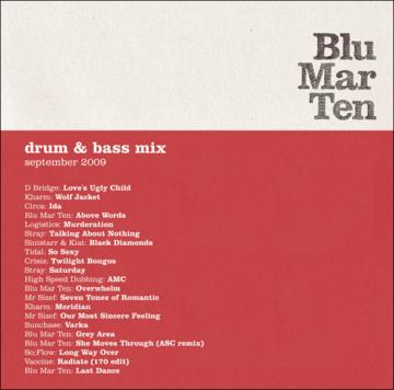 2009-09-07 - Blu Mar Ten - Drum & Bass Mix.png