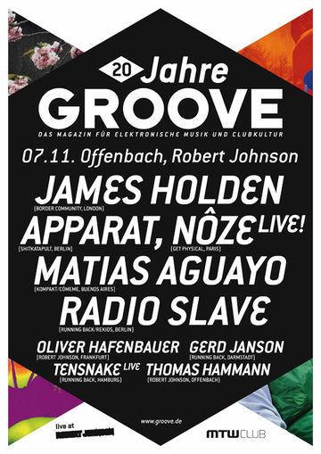 2009-11-07 - 20 Years Groove, Robert Johnson -1.jpg