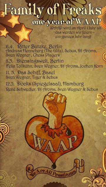2012 - 1 Year WAAP, Ritter Butzke.jpg