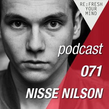 2013-03-29 - Nisse Nilson - ReFresh Music Podcast 71.jpg