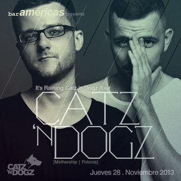 2013-11-28 - Catz 'N Dogz @ Bar Americas -1.jpg