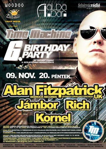 2009-11-20 - 6 Years Time Machine, Alba Bar.jpg