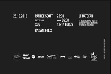 2013-10-26 - Back To Back, Batofar -2.jpg