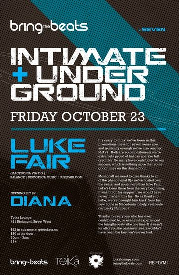 2009-10-23 - Intimate & Underground V7, Toika Lounge.jpg