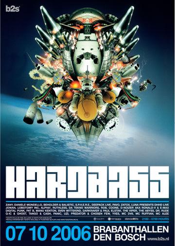 2006-10-07 - Hardbass - Space Mission, Brabanthallen.jpg