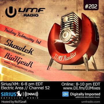2013-02-01 - Showtek, RioTGeaR - UMF Radio -2.jpg