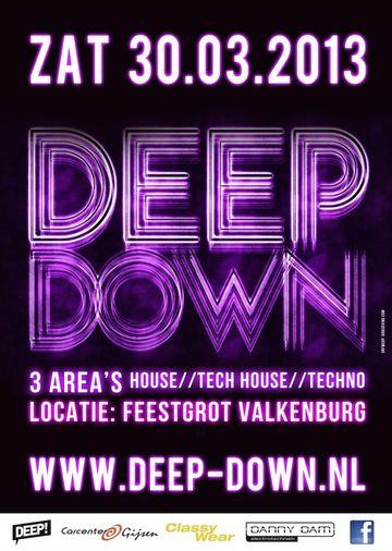 2013-03-30 - Deep Down, Feestgrot.jpg